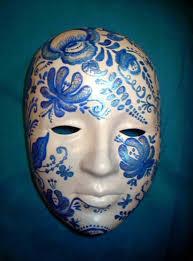 Decorative Masquerade Masks Craft Ideas and Wall Decorations Making Masquerade Ball Masks 72