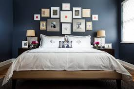 Bedroom Wallpaper Hi Def Amazing Dark Blue Bedroom Design Decor inside  proportions 1600 X 1066