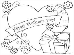 Mothers Day Coloring Pages Ldsll