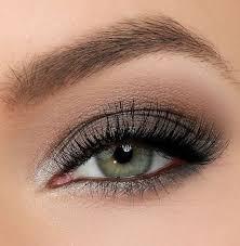 1silver smokey green eyes