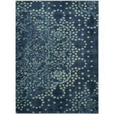 safavieh constellation vintage blue multi 7 ft x 9 ft area rug