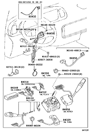 toyota pickup headlight wiring diagram wiring diagram 1984 toyota truck wiring diagrams image about