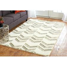 grey and cream rug gray gold florida area brown