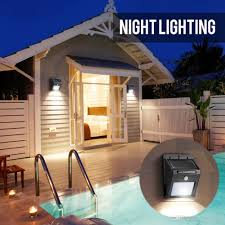 superb exterior house lights 4. 2018 8 Led Solar Lights Super Bright Outdoor Motion Sensor Lighting Auto On/Off Weatherproof Lamp For Garden Backyard Patio Fencing Pathway From Totopmall, Superb Exterior House 4