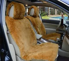 name universal synthetic sheepskin car seat cover sheep wool auto velvet cushion 6pcs sets brown