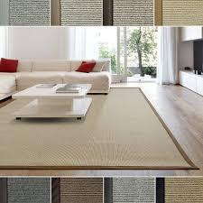 icustomrug zara natural sisal rug