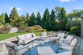 Saunders  Associates Hamptons Real Estate Firm Serving - Landscape lane outdoor furniture
