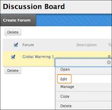 Group Discussions Blackboard Help