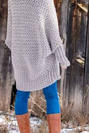 Crochet Cardigan Pattern Amazing Free Flowy Beginner Crochet Sweater Pattern Tutorial Crochet