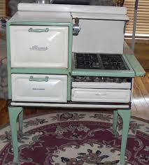vintage 1930's stove