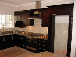 Mahogany Cupboards Nicos Kitchens
