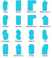 Here are some examples of shapes you can select: