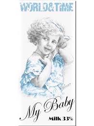 My Baby <b>шоколад</b> молочный, 100 г <b>WORLD</b> & TIME 8118812 в ...