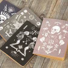 Cool Memos 4 Gothic Styles Cool Creative Mini Notebook Vintage Diy Diary