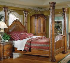 Spanish Hills Canopy Bed ...