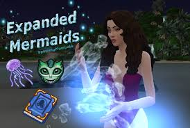Mod The Sims - Expanded Mermaids