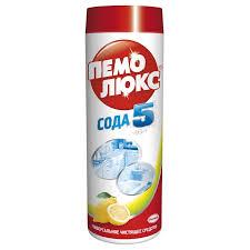 <b>Средство чистящее Пемолюкс</b> в ассортименте банка 0,48кг/20-36