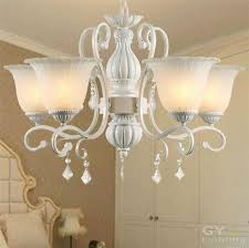 modern vintage continental iron crystal chandelier bedroom lamp cozy living room lamp crystal lighting living room