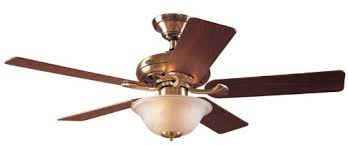 brass ceiling fan. And Also Read Review Customer Opinions Just Before Buy Hunter Fan Company 53110 The Brookline 52 Inch Antique Brass Ceiling Fans With Five Walnut Medium Oak