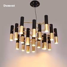 black and gold chandelier black and gold metal aluminum chandelier lamp modern design suspension light black and gold chandelier