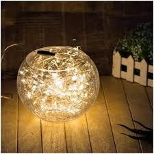 Copper Wire String 100 LED Fairy Lights Party DecorationSolar Fairy Lights Australia