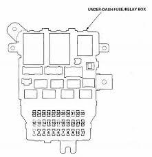 similiar 2004 accord fuse box diagram keywords accord fuse box diagram also 2004 honda accord fuse box diagram