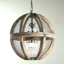 inspirational rustic orb chandelier for distressed white wood chandelier orb medium distressed white wood chandelier chandeliers