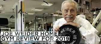 Make Weider Your Home Weider Home Gym Reviews 2019