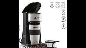 adirchef grab n go personal coffee maker