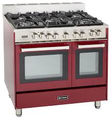 double oven gas range. 4\ Double Oven Gas Range R