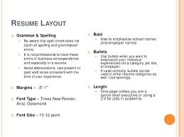 Best Font Size For Resume Fonts And Exquisite Picture Studiootb