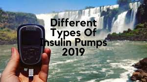 Insulin Pump Comparison Chart The Different Types Of Insulin Pumps Available In 2019
