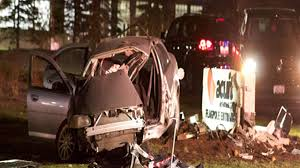 Update Police Id Sheboygan Falls Woman Who Died After Crash Into Sign