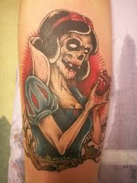 Disney Horrorový Postavičky Jako Tetování Askfmtetovani123