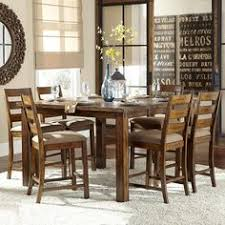 maddox rustic burnished 7 piece extending dining set overstock ping big s on