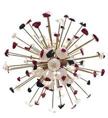 home improvement sputnik chandelier chandeliers west elm lighting mid century modern gold l