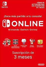 ¿eres de los que te gusta disfrutar de una consola de videojuegos tanto en versión portátil, para jugar en cualquier sitio, como en una consola la mayor variedad de juegos para tu nintendo switch en tu tienda online deanime.es. Nintendo Switch Online 12 Meses Nintendo Switch Codigo De Descarga Amazon Es Videojuegos
