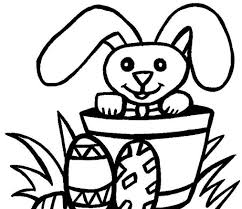 17 Best Places For Easter Coloring Pages For The Kids