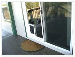 door with pet door built in patio pet door insert patio door with dog door built door with pet