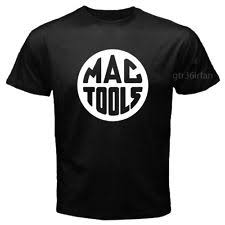 mac tools logo. new mac tools logo t-shirt black