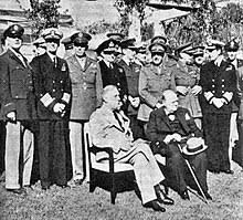 Casablanca Conference Wikipedia