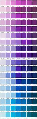 Pantone Violet Blue Bedroom Warm Cool Color Motif