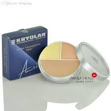 whole kryolan german mask kryolan concealer palette foundation cream 40g concealer fundation professional cosmetic makeup skoll foundation agaram