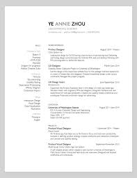 resume ux designer 10 amazing designer resumes that passed googles bar