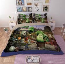 printed 3d bedding set bedsheet plant cartoon flowers pattern home textiles duvet covers bed linen pillow cases 3d bedding set 3d bedding caribbean pirate