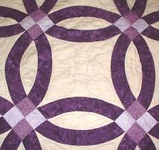 Quilts2 - Templates for Patchwork & Hand Quilting Double Wedding Ring Quilt Adamdwight.com