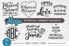 125 svg vectors & graphics to download svg 125. Physical Therapist Svg Bundle Physical Therapy Svg Dxf Png 384415 Cut Files Design Bundles