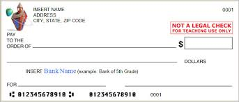Free Blank Check Template Bank Check Template Rome Fontanacountryinn Com