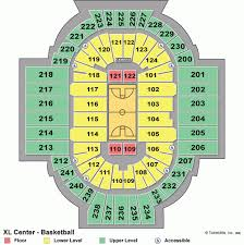 Xl Center Seating