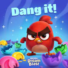 We've received reports of the... - Angry Birds Dream Blast
